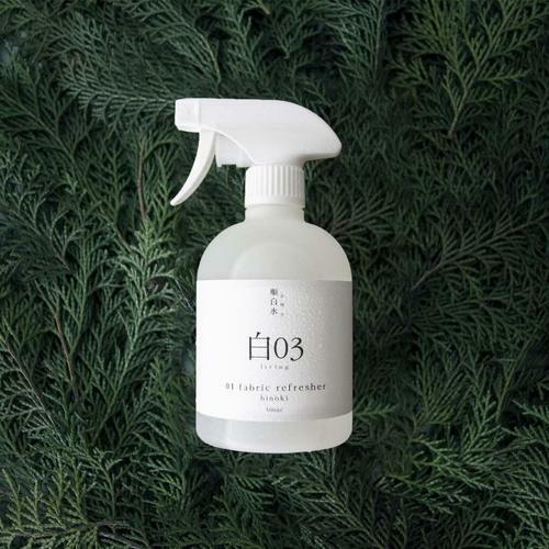 soon100soo Hinoki Fabric Refresher 500ml