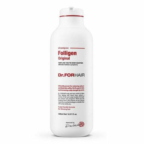 Dr.FORHAIR Folligen Original Shampoo 500ml