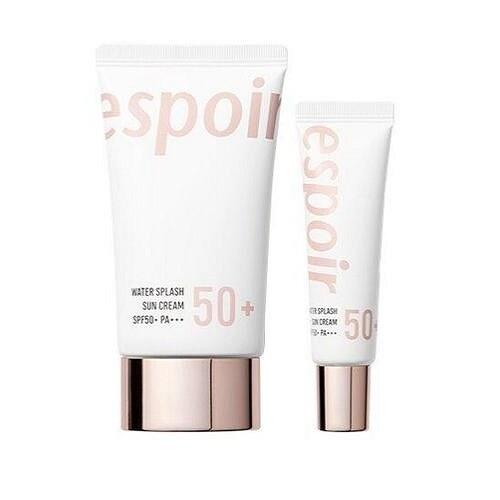 eSpoir Water Splash Sun Cream SPF50+/PA+++ 60ml + 20ml