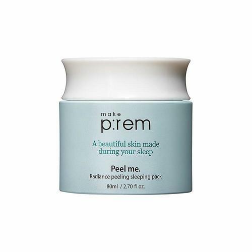 Make P:rem Peel Me Peeling Sleeping Pack 80ml