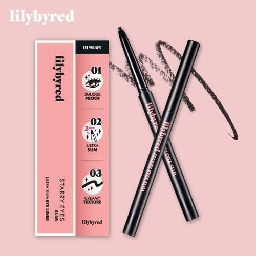 lilybyred Starry Eyes AM9 to PM9 Slim Gel Eyeliner 0.14g