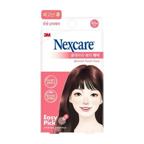Nexcare Easy Pick Blemish Patch Care 63 Count