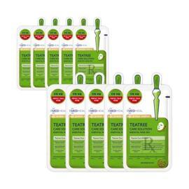 MEDIHEAL Tea Tree Care Solution Essential Mask Sheet_REX 10P