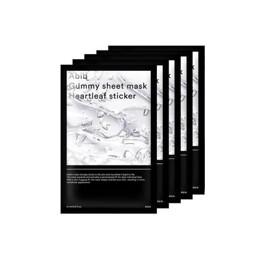 Abib Gummy Sheet Mask Heartleaf Sticker 27ml Special Set