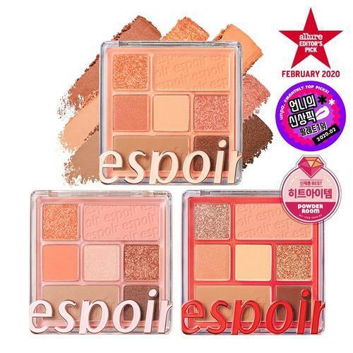 eSpoir Real Eye Palette 10g