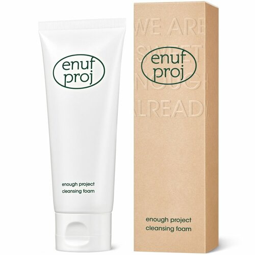 ENOUGH PROJECT Cleansing Foam 100g