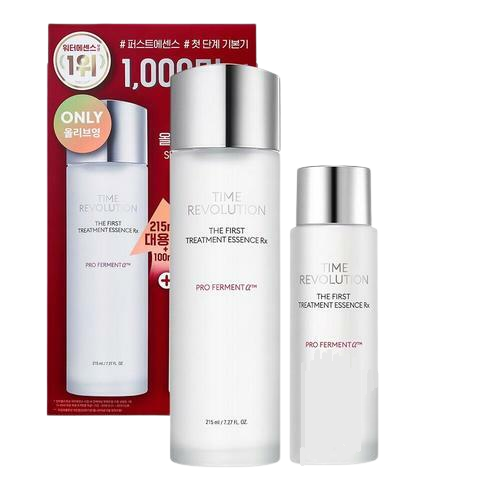 MISSHA Time Revolution The First Treatment Essence RX 215ml Special Set