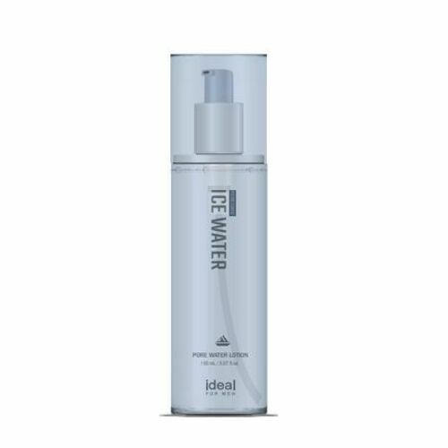 Ideal for Men Glacial Water Pore Milk Lotion