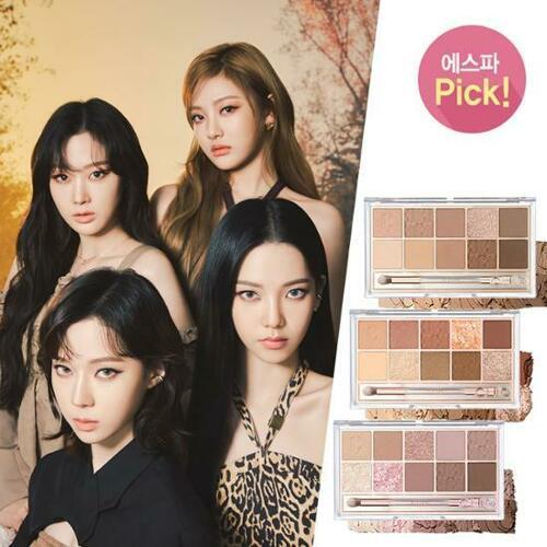 ★aespa's PICK!★CLIO Pro Eye Palette