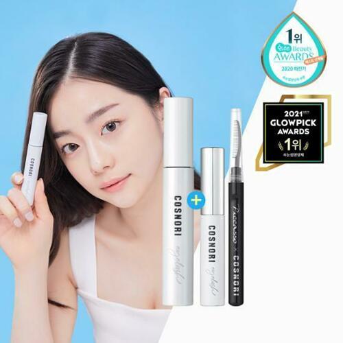 ★LIMITED★COSNORI Long Active Eyelash Serum Special set(Main product+Mini serum+eyelash comb)