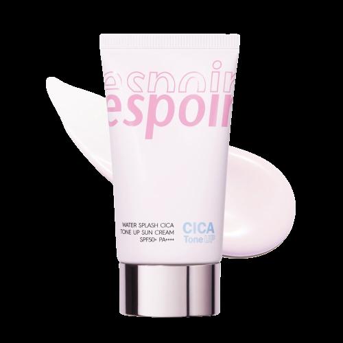 Espoir Water Splash Cica Tone Up Sun Cream SPF50+PA++++ 60ml