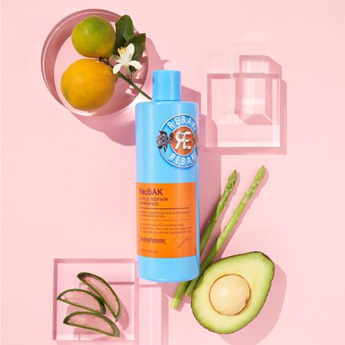 JENNYHOUSE Re;BAK Style Repair Shampoo 400ml