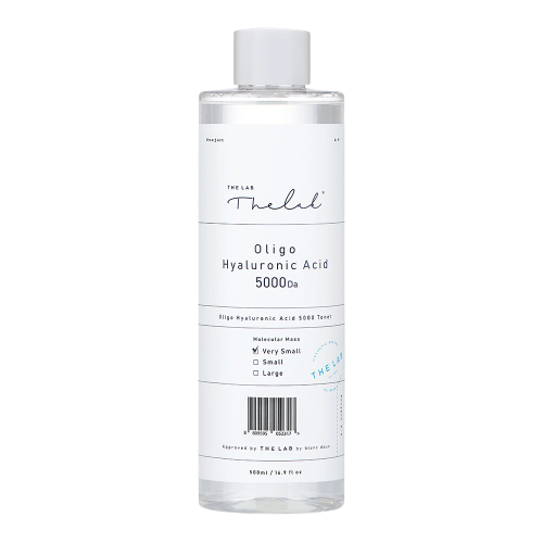 The Lab by blanc doux Oligo Hyaluronic Acid 5000 Toner 200 ml special deal (free 100 ml Toner)